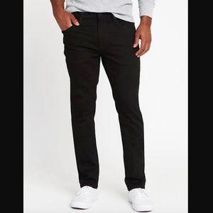 Old Navy Slim Built-In Flex Never-Fade Jeans